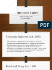 consumer laws