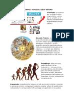 Cienciencas Auxiliares de La Historia