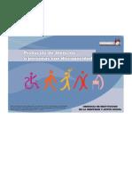 Protocolo de Atención a Personas Con Discapacidad - Enero 2016