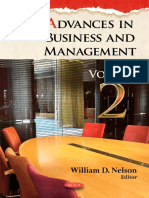Advances in Business Amp Management Volume 2