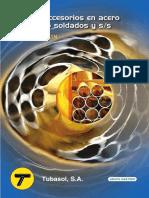 Catalogo Tubos Aceros Al Carbono Normas Din y Astm 2009 - Tubasol