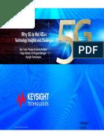 Keysight KTH Wireless Seminar Intro