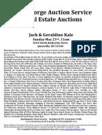 Jack & Geraldine Kale 5-23-10