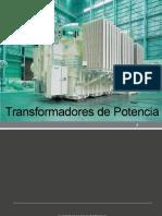 Transformadores de Potencia Exposición