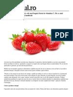 Locale Calarasi Pericolul Ascuns Capsuni Cele Mai Bogate Fructe Vitamina c Interzise Copiilor Explicatii Medicale 1 55636c9fcfbe376e3596342b Index
