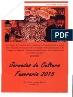 Programa Jornadas Funerarias