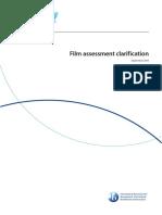 film assessment clarification  includes roles
