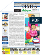 January 22, 2016 Strathmore Times