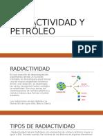 Radiactividad y Petróleo