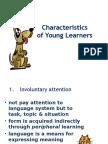Characteristics of Yls