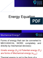 Chapter 2 Lecture 3 - Energy Equation-2