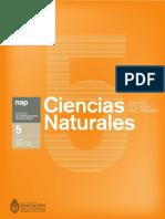NAP 5 - Ciencias Naturales