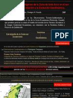 Jaillard et al., 1997 Deformaciones Paleógenas de la Zona de Ante Arco en el sur del Ecuador con relación a la Evolución Geodinámica..pptx