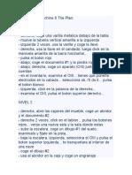 Guia de Submachine 8 the Plan