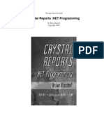 CrystalReport-DotNet