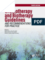 Chemotherapy and Biotherapy Guidelines