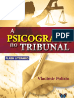 A Psicografia no Tribunal - Flash Literário