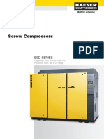 Kaeser Screw Compressors ESD Series
