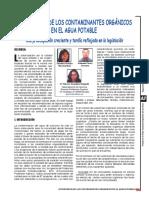 Dialnet-ImportanciaDeLosContaminantesOrganicasEnElAguaPota-1124059