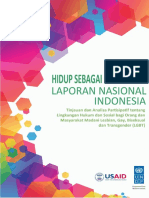Being LGBT in Asia Indonesia Country Report Bahasa Language