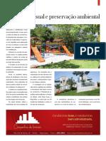 Revista - Matéria setor imobiliário