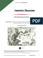 Catastrophic Dragons