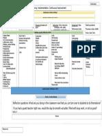 pbl flow map planning implemetation gap analysis 2016