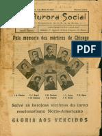 Aurora Social nº único 1922
