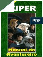 3D&T Super Manual Do Aventureiro Medieval