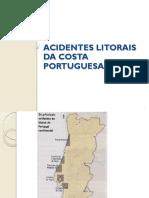 2 Acidentes Litorais Da Costa Portuguesa