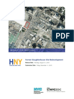 Former Slaughterhouse Site Redeveolpment FINAL RFP