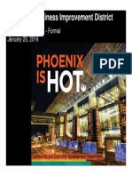 Phoenix Roosevelt District Report
