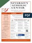 UCC Bulletin 1-24-2016