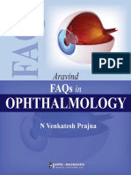 FAQs in Ophthalmology - Venkatesh, Prajna N