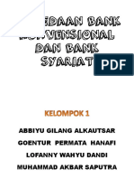 Perbedaan Bank Konvensional Dan Bank Syariat