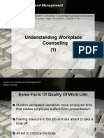 Understanding Workplace Counseling