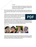 Perubahan Sosial Gaya Rambut (Bedot)