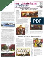 Hudson~Litchfield News 1-22-2016