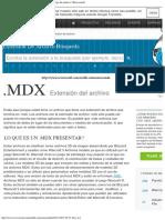 . Mdx Extensión de Archivo -. ONU ¿de Qué Es Mdx Tipo de Archivo_ _ ReviverSoft