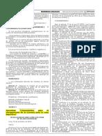 Resolución 176 2015 Serfor De