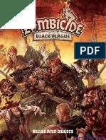 Reglas Zombicide Black Plague