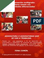 4. TEMA COMUN CON ACTIVIDADES DIFERENCIADAS.ppt