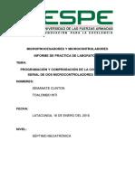 Comunicación Serial 16F877A