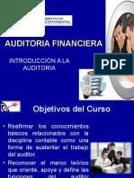 Auditori a Financier A