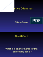digestive dilemmas trivia review answers