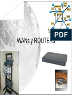 Wans y Router