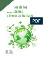 servicios de los ecosistemas y bienestar humano