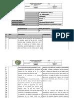 Diario de Campo Practica 1 Multrgrado Saira