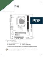 Manual GigaByte Placa Mãe Ga-78lmt-s2