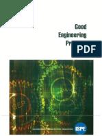 Good Engineering Practice